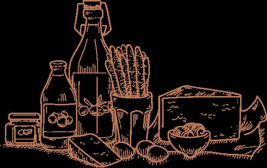 I prodotti il Viaggiator Goloso