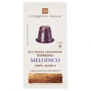 10 Capsule Monodose Espresso Melodico