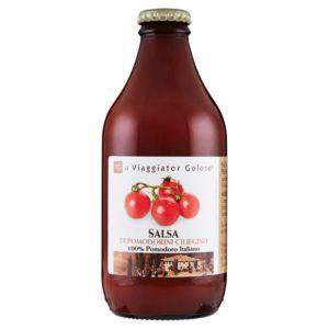 Salsa di pomodorini ciliegino 330 Gr