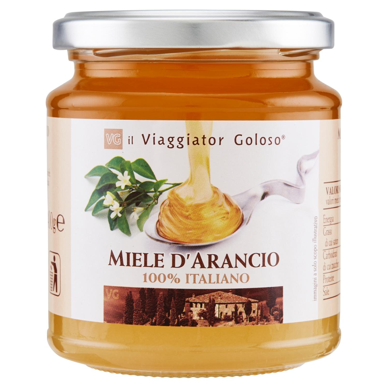 Miele D'Arancio 100% Italiano