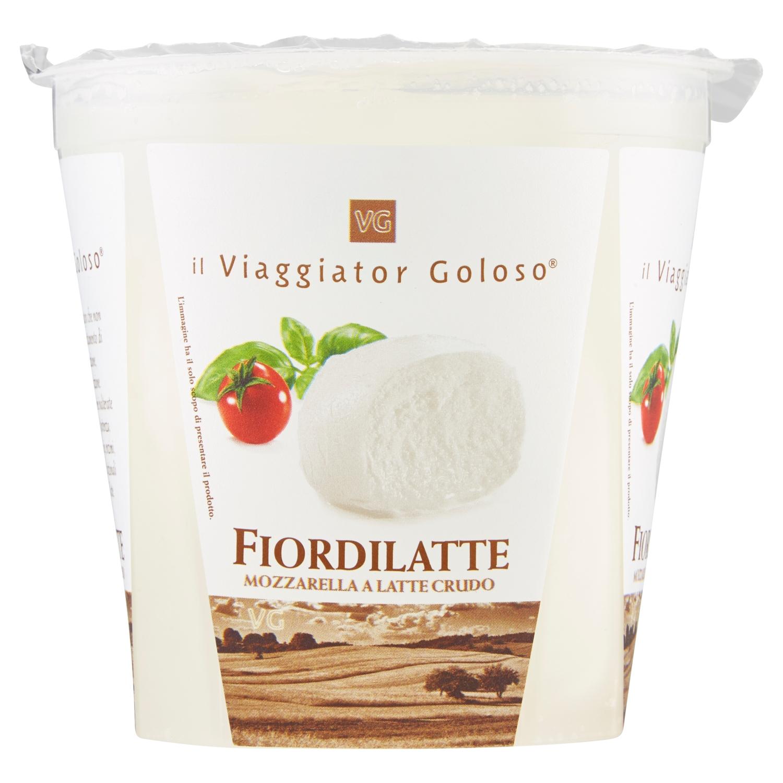 Fiordilatte Mozzarella A Latte Crudo