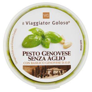 Pesto Genovese Senz'Aglio