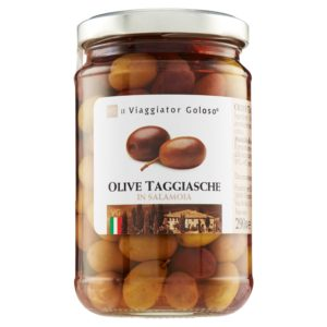 Olive Taggiasche In Salamoia 290 Gr
