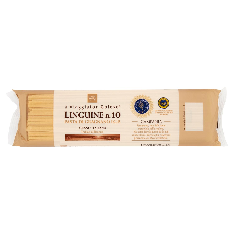 Linguine n.10 pasta di Gragnano IGP