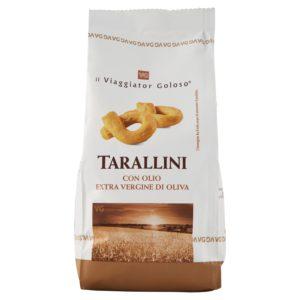 Tarallini Con Olio Extravergine Di Oliva