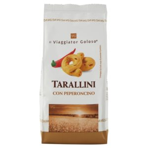 Tarallini Con Peperoncino