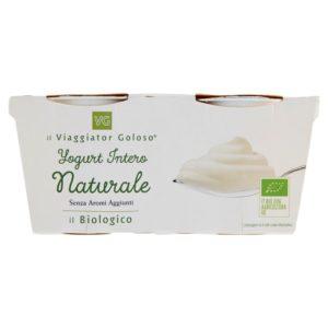 Yogurt Intero Naturale Il Biologico