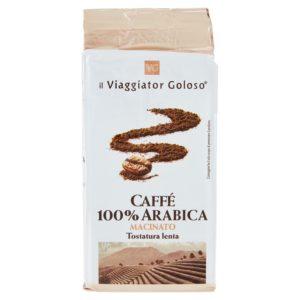 Caffè 100% Arabica macinato tostatura lenta
