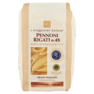 Pennoni Rigati N.48 Pasta Di Gragnano I.G.P.