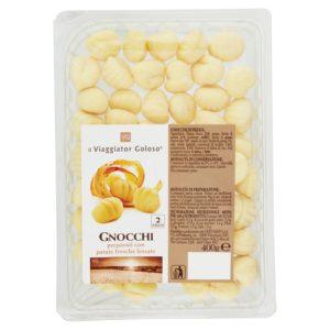 Gnocchi Preparati Con Patate Fresche Lessate