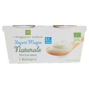 Yogurt Magro Naturale Il Biologico