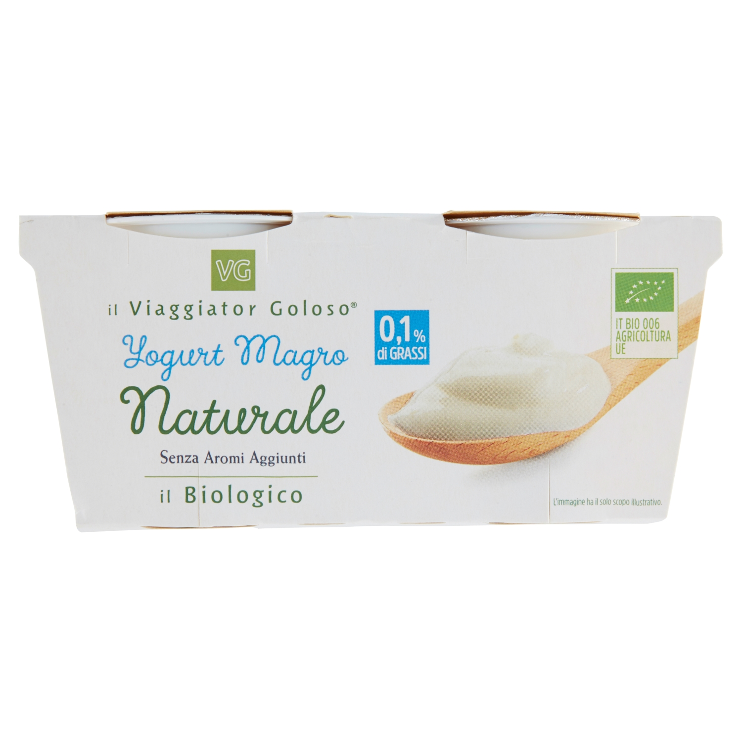 Yogurt Magro Naturale Il Biologico