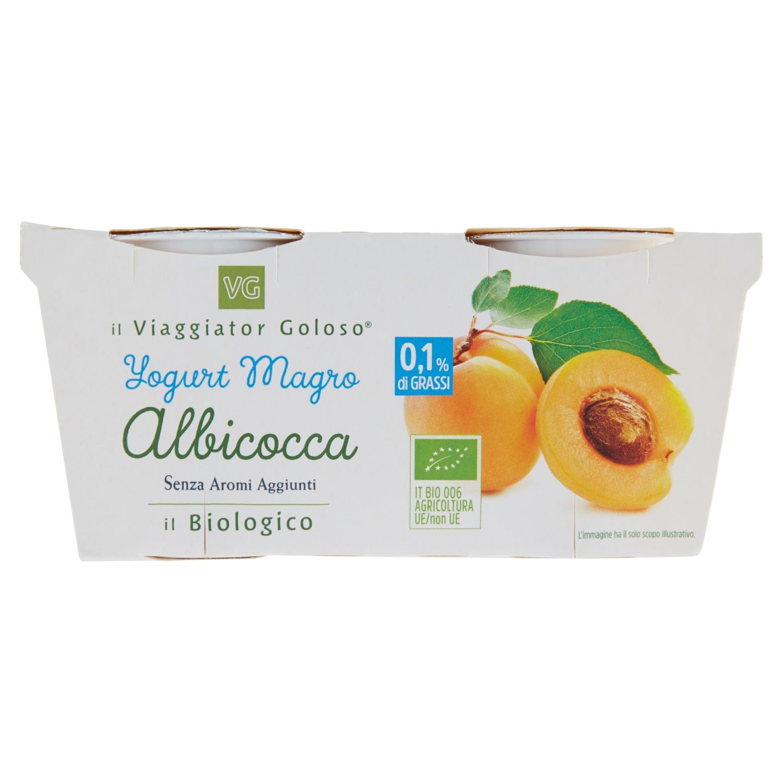 Yogurt Magro Albicocca Il Biologico