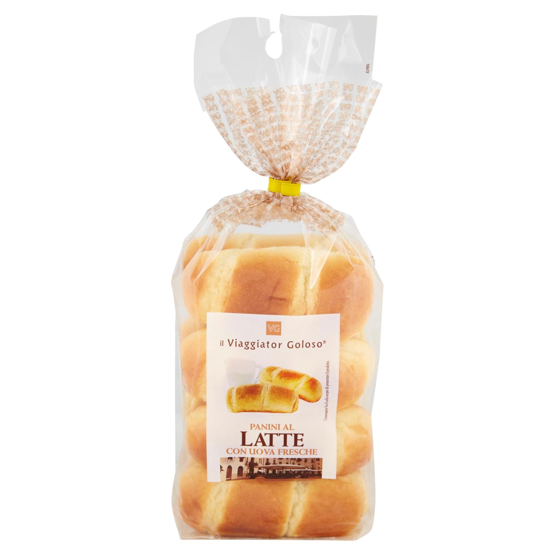 Panini Al Latte