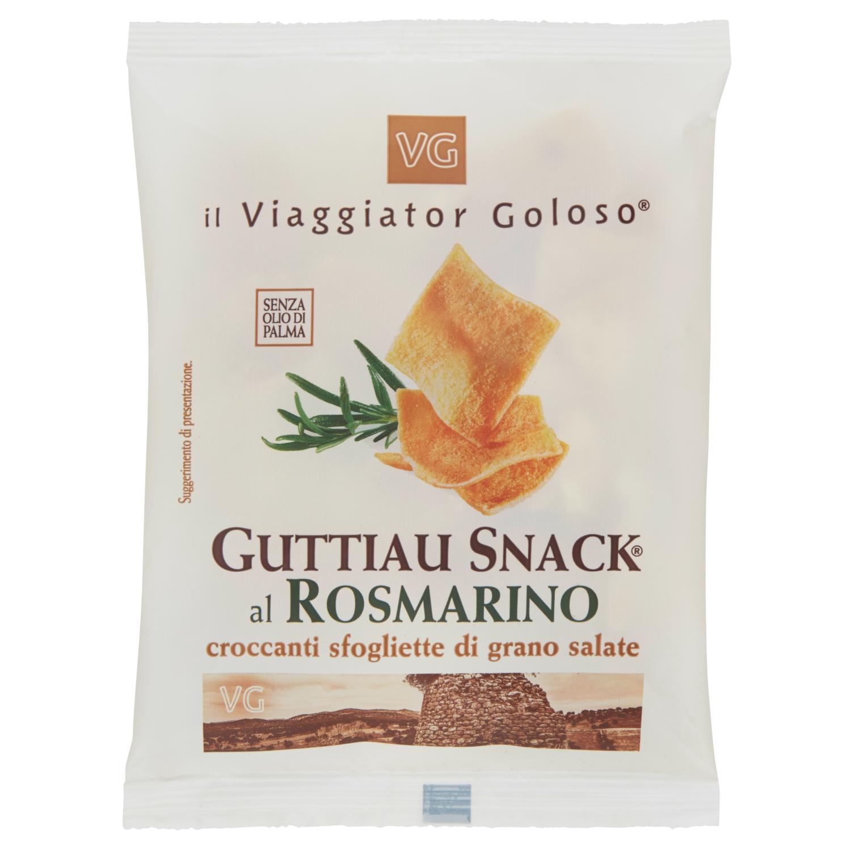 Guttiau snack gusto rosmarino