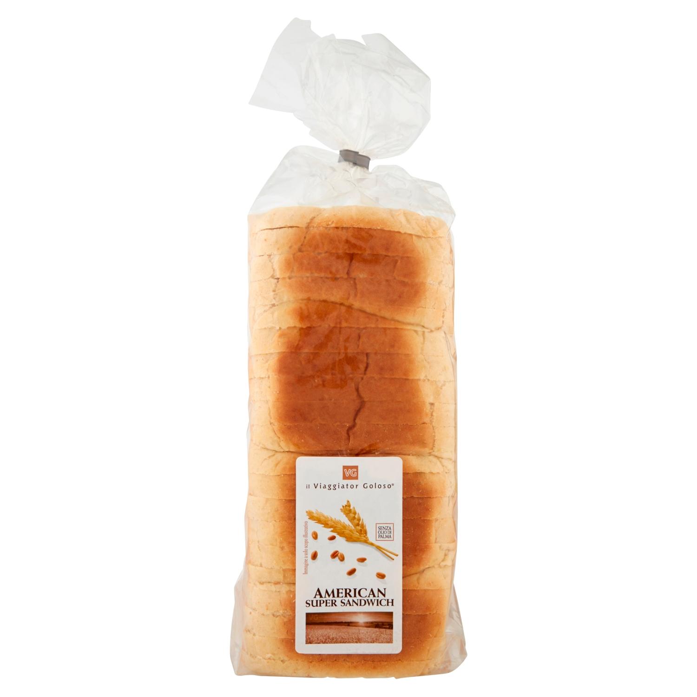American Super Sandwich