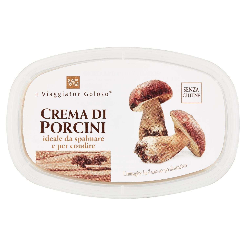 Crema Di Porcini
