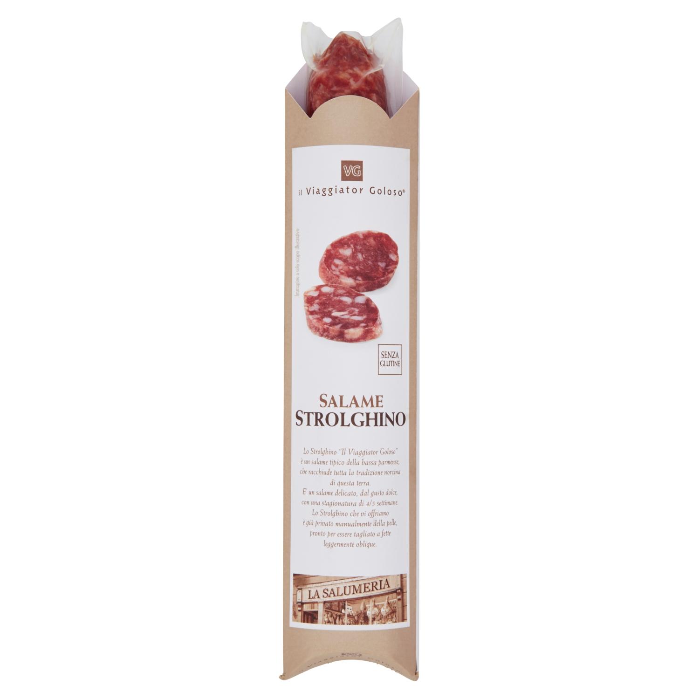 Salame Strolghino