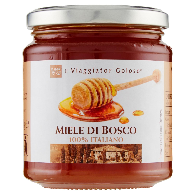 Miele di bosco 100% italiano