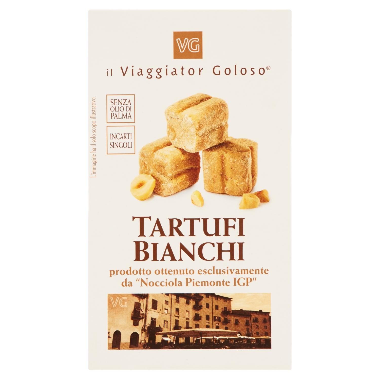 Tartufi Bianchi Da Nocciola Piemonte Igp