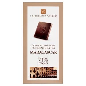 Cioccolato Monorigine Fondente Extra Madagascar 71%Cacao