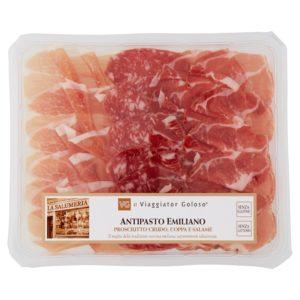 Antipasto Emiliano (Prosciutto Crudo, Coppa E Salame)