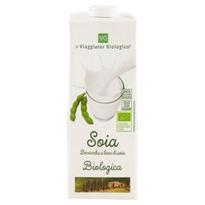 Bevanda a Base di Soia Italiana BIO il Viaggiator Goloso