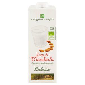 Latte Di Mandorla  Bevanda Biologica A Base Di Mandorla Il Viaggiator Biologico