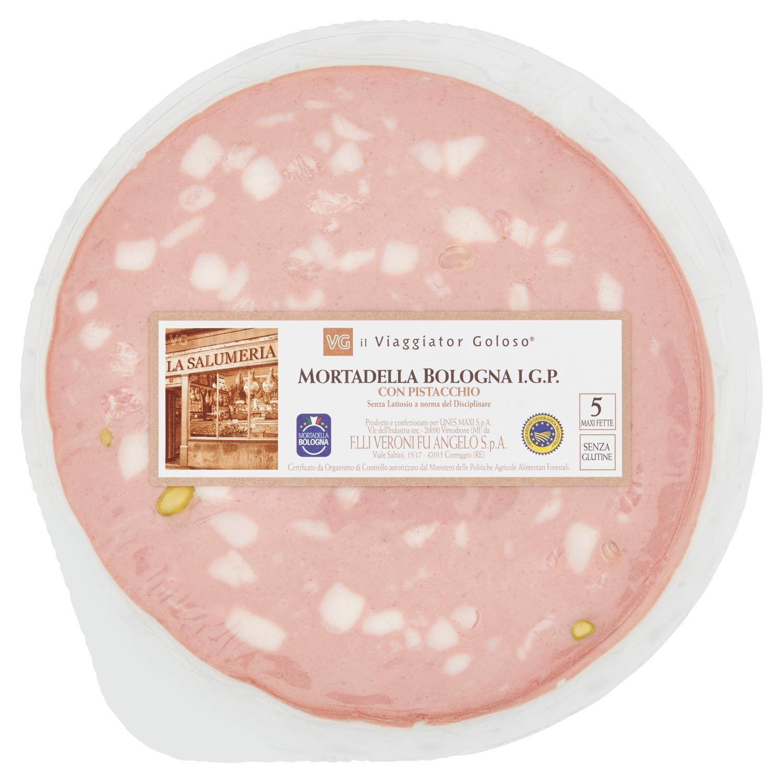 Mortadella Bologna Pistacchio I.G.P.