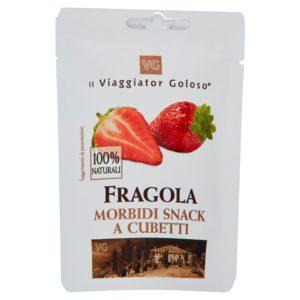 Morbidi Snack A Cubetti Gusto Fragola