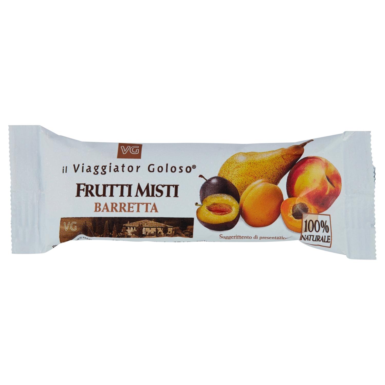 Barretta ai frutti misti