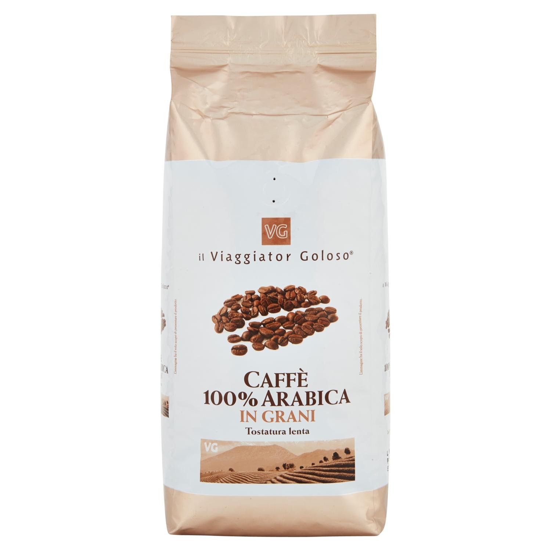 Caffè 100% Arabica in grani