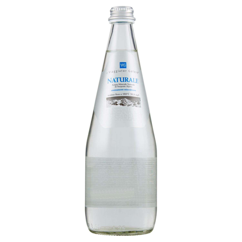 Acqua Naturale Di Sorgente Alpina
