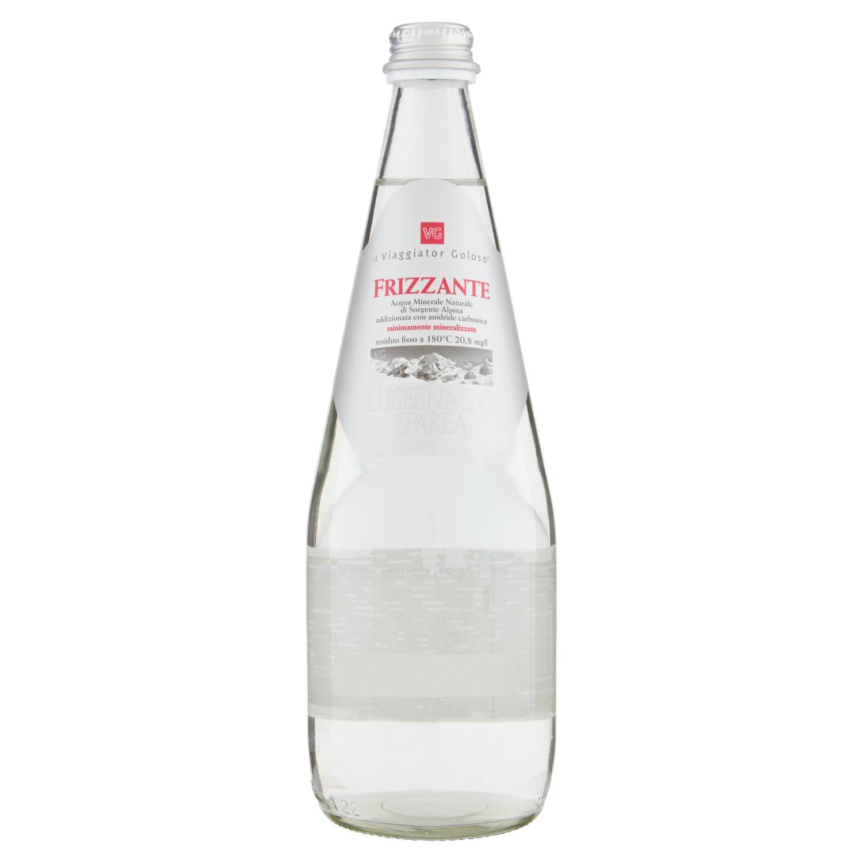 Acqua Minerale Di Sorgente Alpina Frizzante