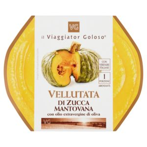 Vellutata Di Zucca Mantovana