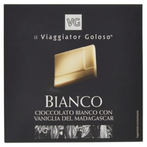 Bianco Cioccolato Bianco Con Vaniglia Del Madagascar