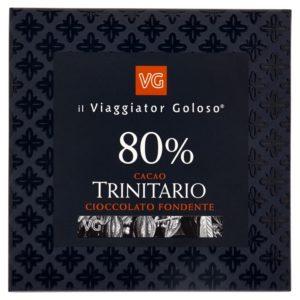80% Cacao Trinitario Cioccolato Fondente