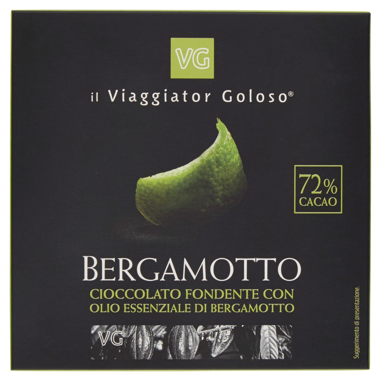 Bergamotto Cioccolato Fondente Con Olio Essenziale Di Bergamotto