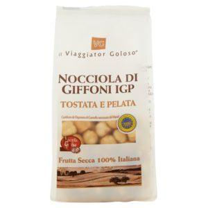 Nocciola di Giffoni IGP tostata e pelata