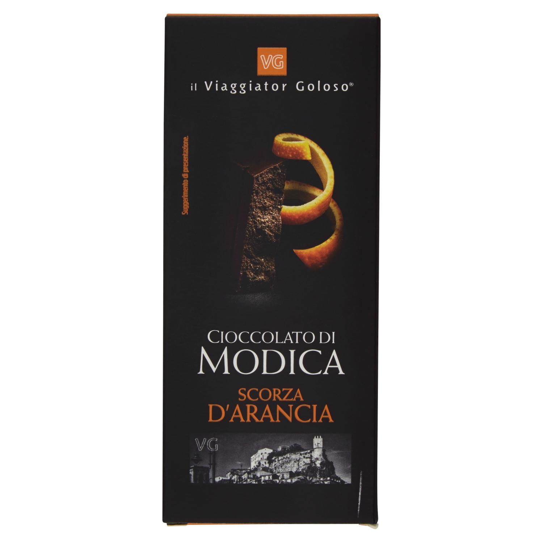 Cioccolato Di Modica Scorza D'Arancia