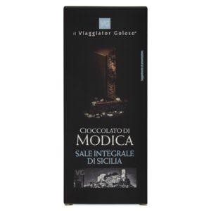 Cioccolato Di Modica Sale Integrale Di Sicilia