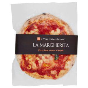 La Margherita Pizza Fatta A Mano A Napoli
