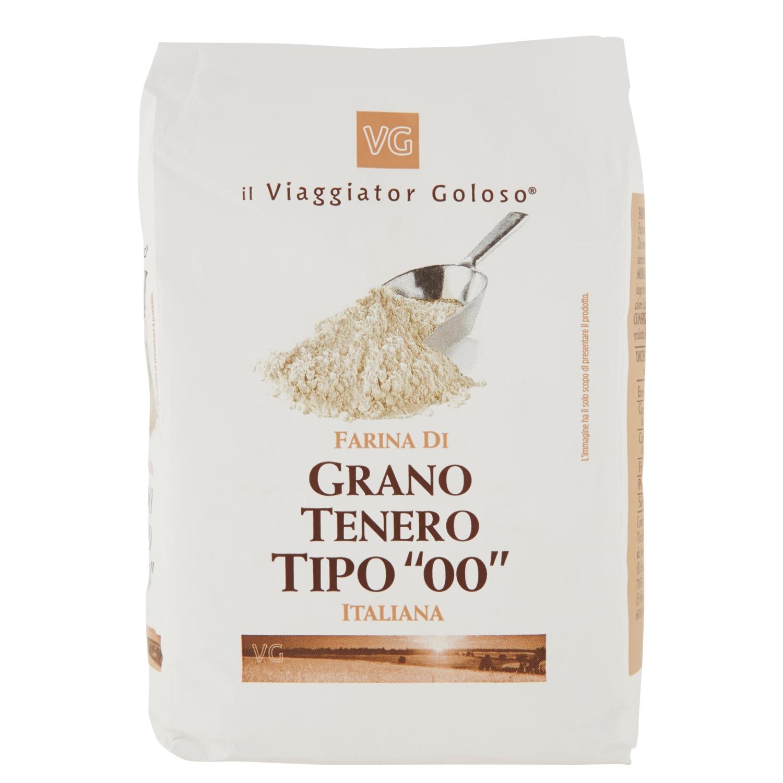 """Farina di grano tenero tipo """"00"""" italiana"""
