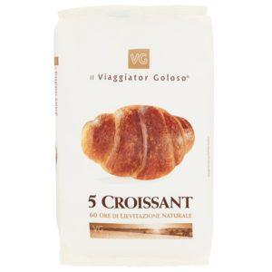 5 Croissant 60 ore di lievitazione naturale, 250g