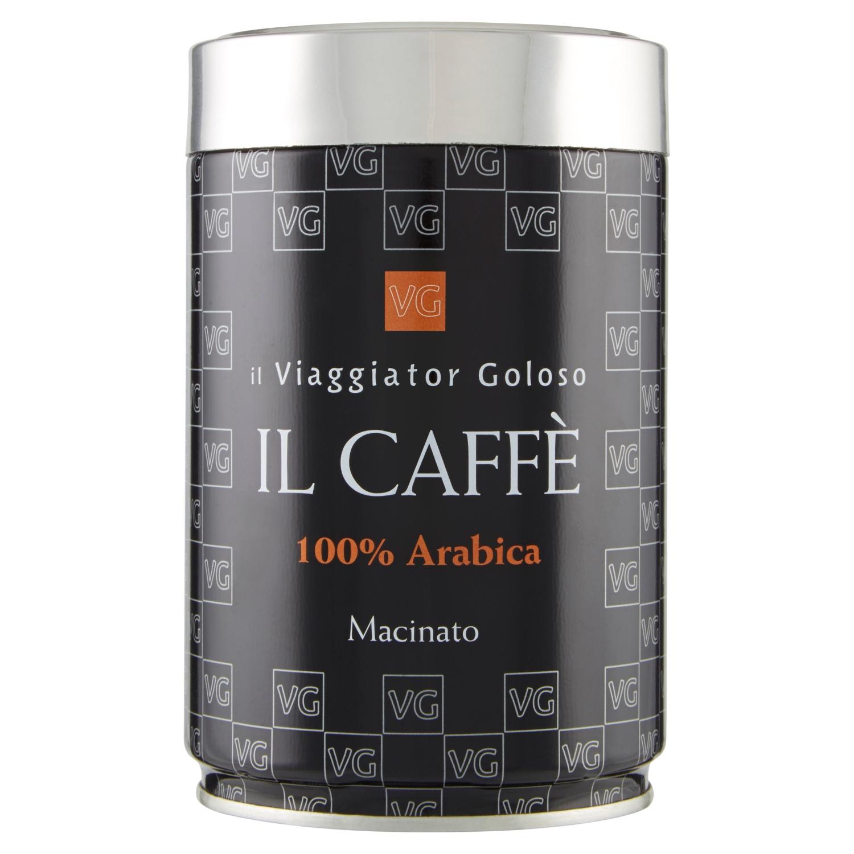 Il Caffè 100% Arabica macinato