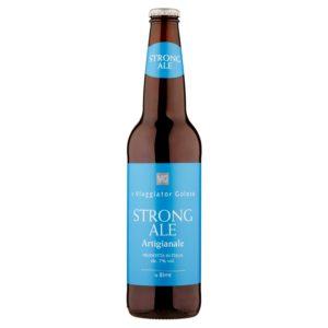 Birra Strong Ale artigianale