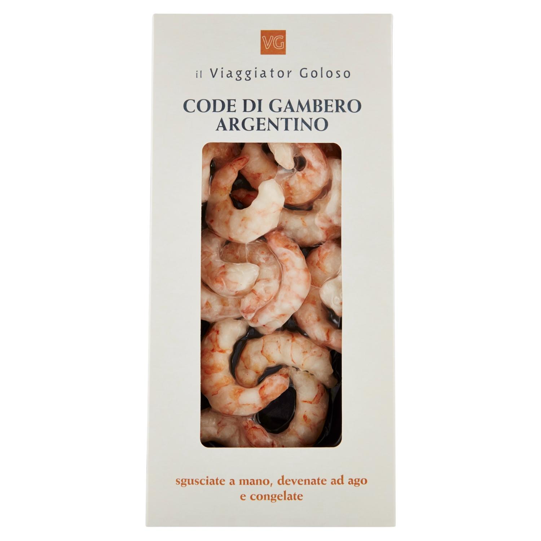 Code di gambero argentino