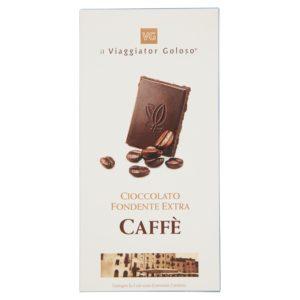 Cioccolato fondente extra caffè