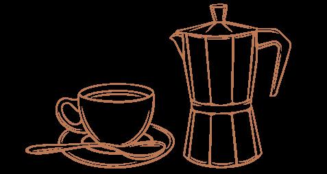 Caffè, tè e infusi