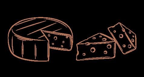 Formaggi e mozzarelle